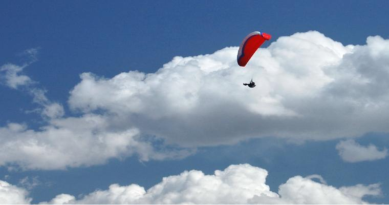 Vail Valley Paragliding - What is a Paraglider?